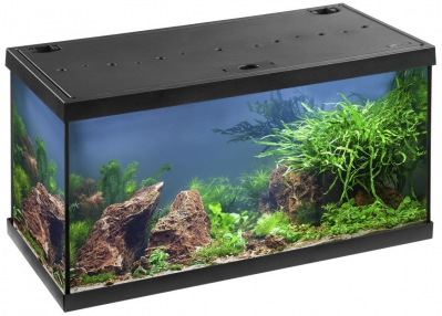 Аквариум Eheim Aquastar LED Черный - 54 л